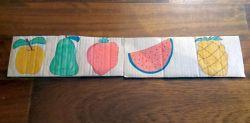 Il bruco della frutta