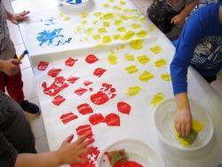Laboratorio Dei Colori Scuola Dellinfanzia Adele