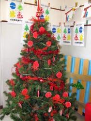 Addobbi Natale Scuola Infanzia.Gli Addobbi Di Natale Nella Nostra Classe Scuola Dell